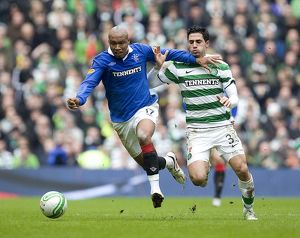 <b>Celtic 3-0 Rangers</b><br>Selection of 35 items