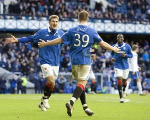 <b>Rangers 4-0 St Johnstone</b><br>Selection of 66 items