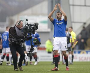 <b>St Mirren 0-1 Rangers</b><br>Selection of 31 items