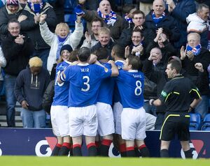 Soccer - Clydesdale Bank Scottish Premier League - Rangers v Kilmarnock - Ibrox Stadium