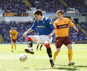 previous seasons/matches season 10 11 motherwell 0 5 rangers/soccer clydesdale bank scottish premier league