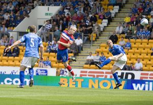 <b>St Johnstone 0-2 Rangers</b><br>Selection of 26 items