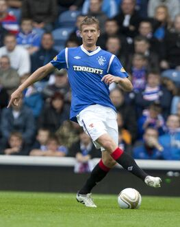 Soccer - Clydesdale Bank Scottish Premier League - Rangers v Aberdeen - Ibrox