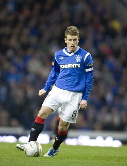 Soccer - Clydesdale Bank Scottish Premier League - Rangers v St Johnstone - Ibrox Stadium
