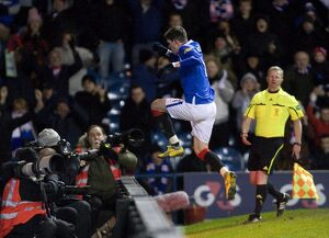 <b>Rangers 2-1 Inverness CT</b><br>Selection of 47 items