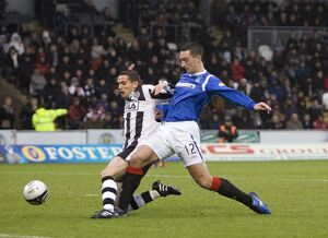 <b>St Mirren 2-1 Rangers</b><br>Selection of 16 items