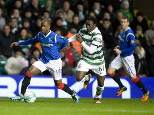 Soccer - Clydesdale Bank Scottish Premier League - Celtic v Rangers - Celtic Park