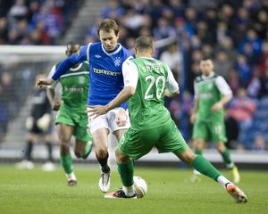 Soccer - Clydesdale Bank Scottish Premier League - Rangers v Hibernian - Ibrox Stadium