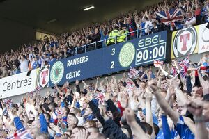 <b>Rangers 3-2 Celtic</b><br>Selection of 87 items