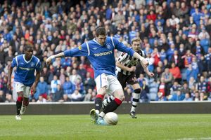 Soccer - Clydesdale Bank Scottish Premier League - Rangers v St Mirren - Murray Park