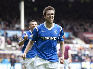 <b>Hearts 0-3 Rangers</b><br>Selection of 30 items