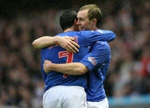 <b>Rangers 4-0 St Mirren</b><br>Selection of 37 items