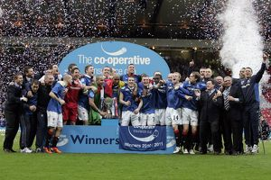 Soccer - Co-operative Insurance Cup - Final - Celtic v Rangers - Hampden Park
