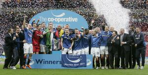 Soccer - The Co-operative Insurance Cup - Final - Celtic v Rangers - Hampden Stadium