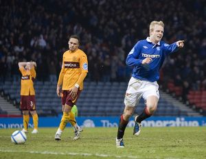<b>Rangers 2-1 Motherwell</b><br>Selection of 32 items