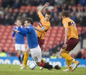 Soccer - Co-operative Insurance Scottish Cup - Semi Final - Rangers v Motherwell