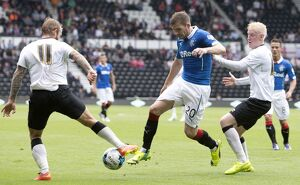 Soccer - Derby County v Rangers Friendly - iPro Stadium