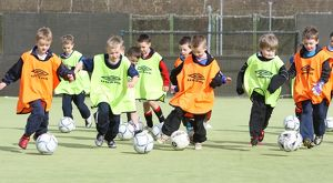 Soccer - FITC Courses - School Mid Term Break - East Kilbride 5 -