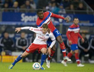 Soccer - Hamburg v Rangers Friendly - Imtech Arena