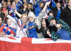 Soccer - Hibernian v Rangers - Clydesdale Bank Premier League - Rangers Return to