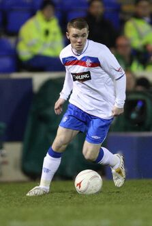 Soccer - Homecoming Scottish Cup 4th Round - St Johnstone v Rangers - McDiarmid Park -