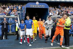 Soccer - Irn Bru Third Division - Rangers v East Stirlingshire - Ibrox Stadium