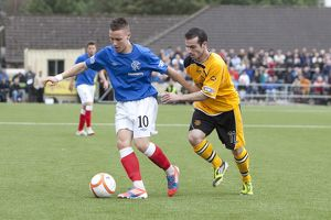 <b>Annan Athletic 0-0 Rangers</b><br>Selection of 32 items