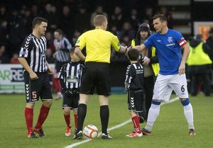 Soccer - Irn Bru Scottish Third Division - Elgin City v Rangers - Borough Briggs