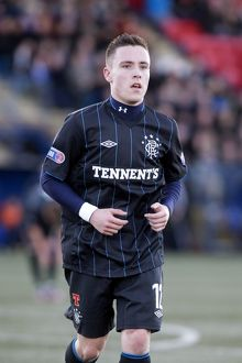 Soccer - Irn Bru Scottish Third Division - Montrose v Rangers - Links Park