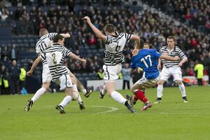 Soccer - Irn Bru Scottish Third Division - Queens Park v Rangers - Hampden Park