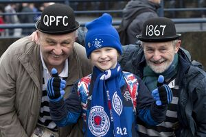 <b>Queens Park 0-1 Rangers</b><br>Selection of 29 items