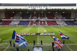 <b>Rangers 2-0 Stirling Albion</b><br>Selection of 72 items