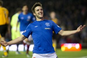 <b>Rangers 3-0 Annan Athletic</b><br>Selection of 24 items