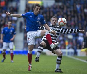 <b>Rangers 3-1 East Stirlingshire</b><br>Selection of 68 items