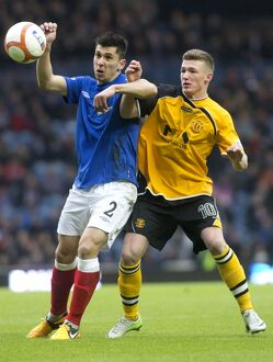<b>Rangers 1-2 Annan Athletic</b><br>Selection of 51 items
