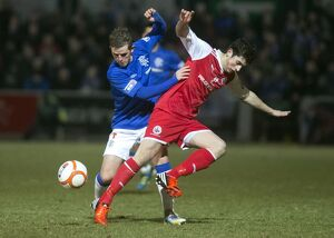 <b>Stirling Albion 1-1 Rangers</b><br>Selection of 20 items