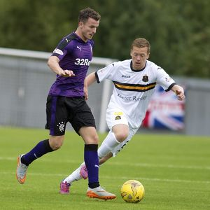 Soccer - Ladbrokes Championship - Dumbarton v Rangers - The Cheaper Insurance Direct