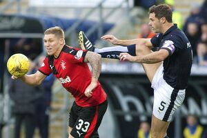 <b>Falkirk 2-1 Rangers</b><br>Selection of 31 items