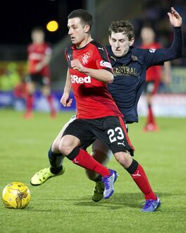 <b>Falkirk 3-2 Rangers</b><br>Selection of 24 items