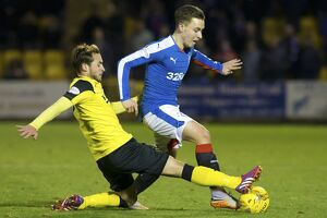 <b>Livingston 1-1 Rangers</b><br>Selection of 52 items