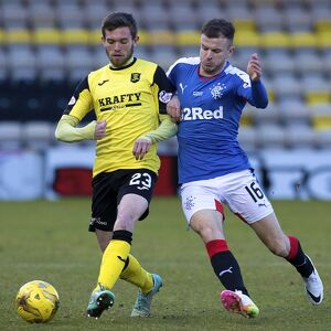<b>Livingston 1-0 Rangers</b><br>Selection of 17 items