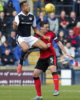 <b>Raith Rovers 3-3 Rangers</b><br>Selection of 33 items