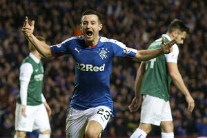<b>Rangers 4-2 Hibernian</b><br>Selection of 65 items