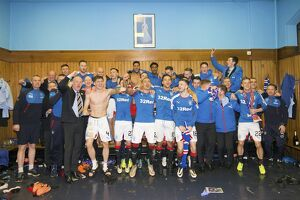 <b>Rangers 1-0 Dumbarton</b><br>Selection of 142 items