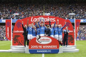 trophies/scottish cup winners 2003/soccer ladbrokes championship rangers v alloa