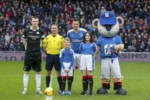 Soccer - Ladbrokes Championship - Rangers v Queen of the South - Ibrox Stadium