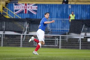 Soccer - Linfield v Rangers - Windsor Park