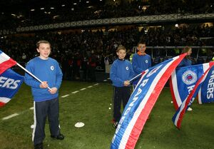 Soccer - Mid Season Friendly - Rangers v AC Milan - Ibrox