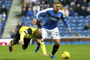 Soccer - Petrofac Training Cup - Quarter Final - Rangers V Livingston - Ibrox Stadium