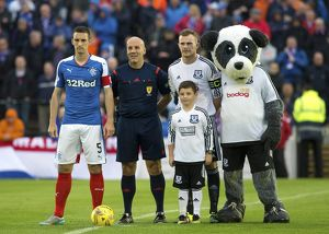 <b>Ayr United 0-2 Rangers</b><br>Selection of 27 items